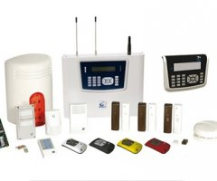 KIT ALLARME WIRELESS -AWACS-