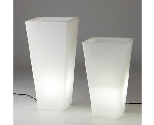 Y-POT LIGHT SLIDE | Illuminazione Esterni