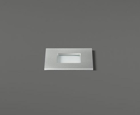 ALU INGROUND SQUARE PRISMA | Illuminazione Esterni